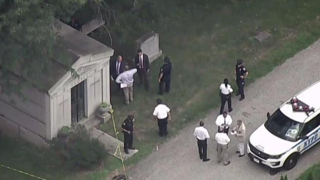 Caskets Vandalized in Bronx Cemetery: Police