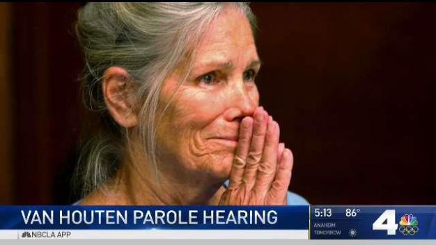 Charles Manson's Youngest Follower Granted Parole