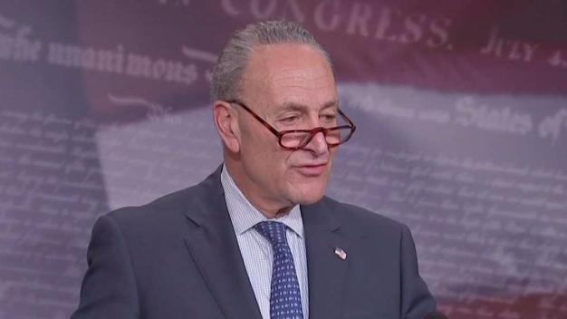 Chuck Schumer Slams Forged Sexual Harassment Doc