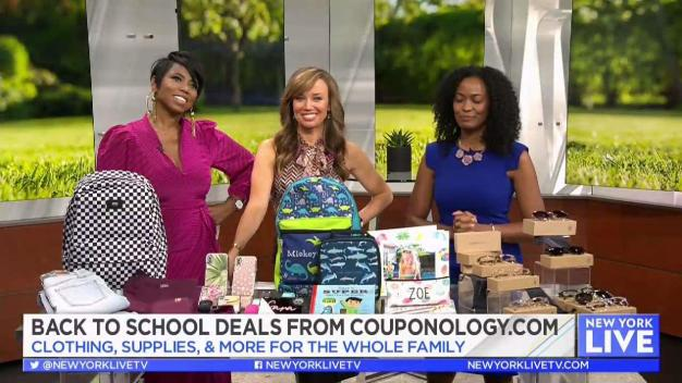 Back to School Deals with Couponology.com