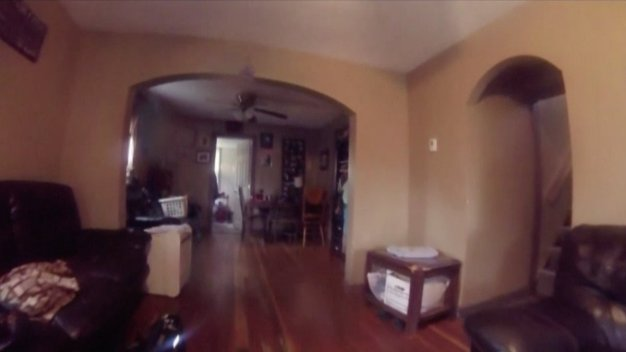 Drunk Woman Walks Into Home While Boy Hides Underneath Bed