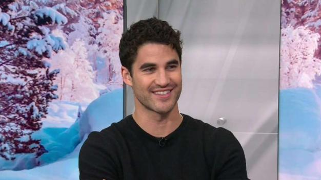 Chatting with Darren Criss