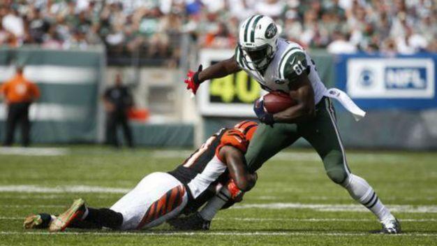 Quincy Enunwa Emerging as 'Playmaker' in Jets' Offense