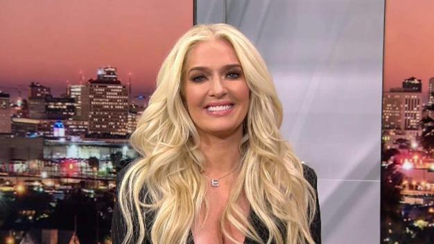 "Erika Girardi Talks ""Real Housewives of Beverly Hills"""