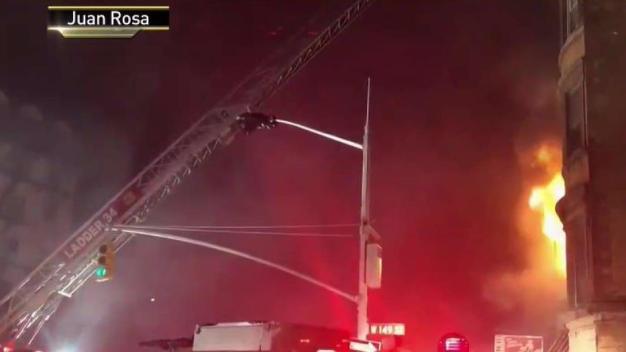 FDNY Vet Dies as Blaze Erupts at Ed Norton Movie Set in NYC