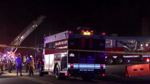 Fire at NJ Knights of Columbus Could Have Been Set Intentionally