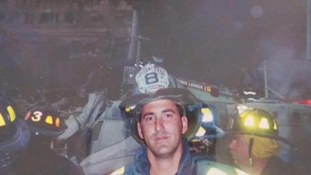 Funeral on Long Island Thursday for FDNY Firefighter Billy Tolley