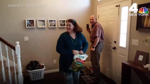 Couple Announces Pregnancy to Grandma Day Before Birth