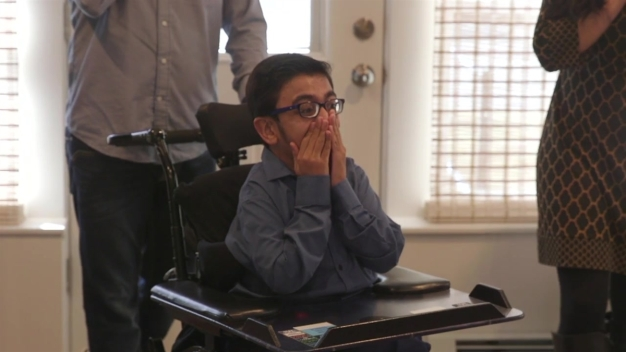 Sparsh Shah, Social Media Influencer, Receives Surprise Recording Studio