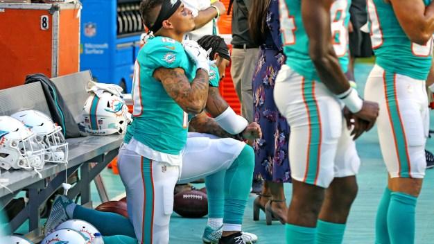 More Demonstrations at NFL Preseason Games; Trump Responds