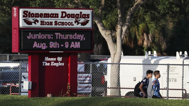 Public Defender Asks to Drop Accused Parkland Shooter