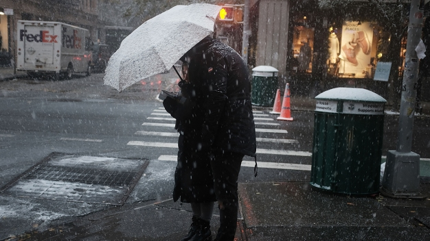 December Snow Is on the Way, Could Drop 1-3 Inches