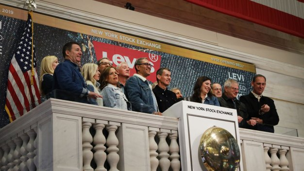 Back in Stock: Levi Strauss Returns to Wall Street With IPO