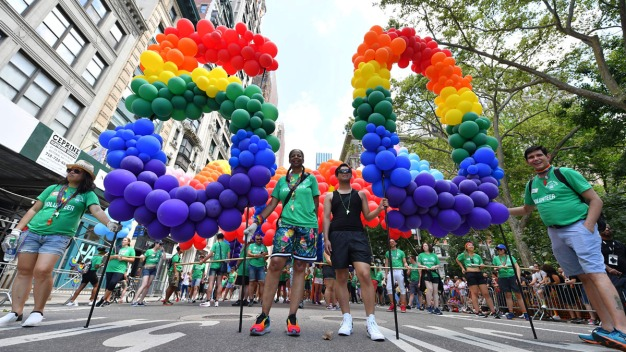 PHOTOS: NYC Pride Parade on 50th Year of Stonewall Riots