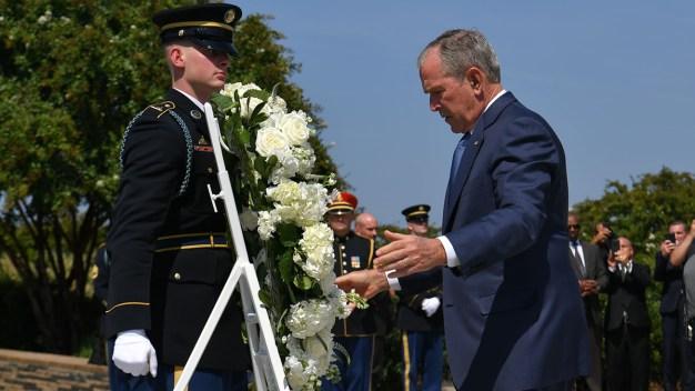 Americans Mark 18th Anniversary of 9/11 Terror Attacks