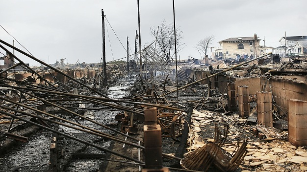 Communities in NY and NJ Mark 5 Years Since Sandy}