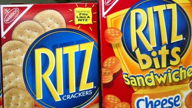 Ritz Crackers, Ritz Bits Recalled Over Salmonella Concerns