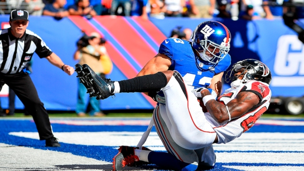 Giants Lose to Falcons, but it Could Be Worse