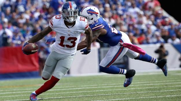 Hero, Nero, Zero for Giants' Win Over Bills