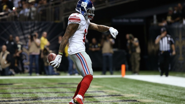 Manning Nearly Flawless, But Giants Still Lose to Saints