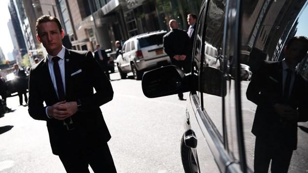 Brokers Say Secret Service a Trump Tower 'Amenity': Reports