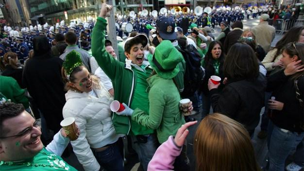 NJ Transit Bans All Beverages for St. Patrick's Day Weekend