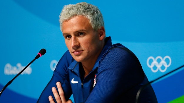 Lochte Nabs New Sponsor After Others Dump Him