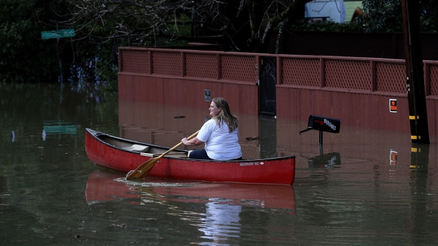 Extreme Weather: Flooding in California