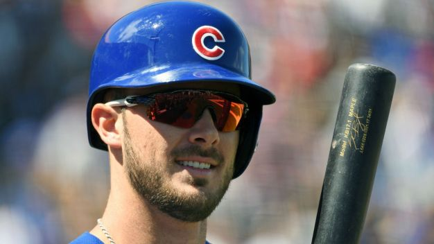 Cubs Give Update on Bryant After Star Hit in Head by Pitch