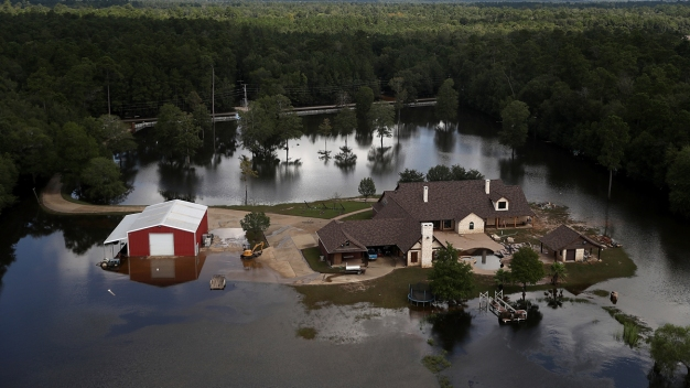Federal Report Shows Punch of Last Year's Hurricane Harvey