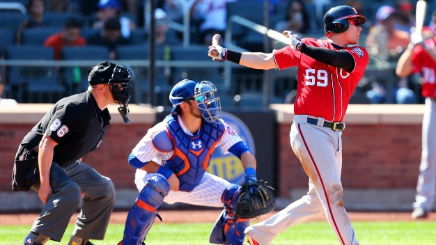Mets Lose to Nationals, 3-2