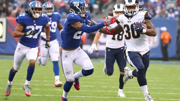 Giants Suffer 51-17 Loss to Rams