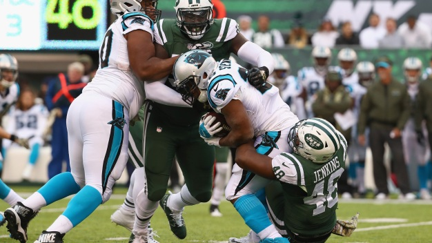 Jets Fall to Panthers, 35-27