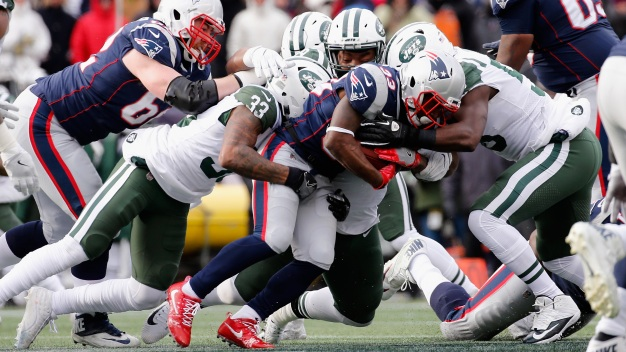 Patriots Beat Jets, 26-6