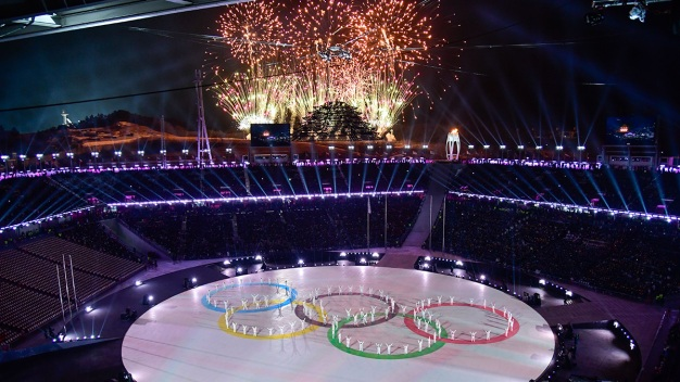 Rock Guitar, Dance Bringing Pyeongchang Olympics to a Close
