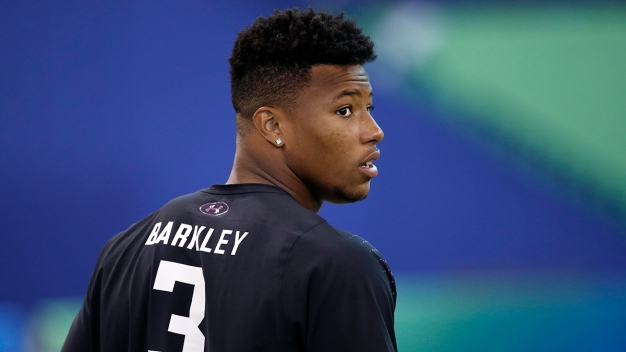 Who Is Saquon Barkley, Giants' Pick?