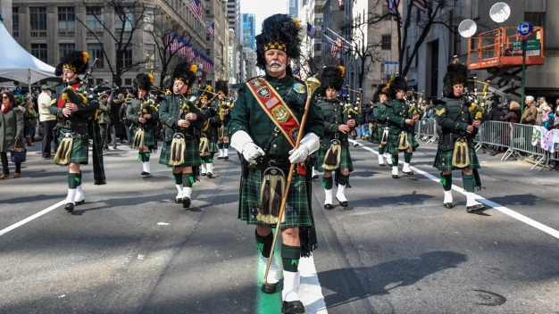 How to Watch St. Patrick's Day Parade Live Wherever You Are