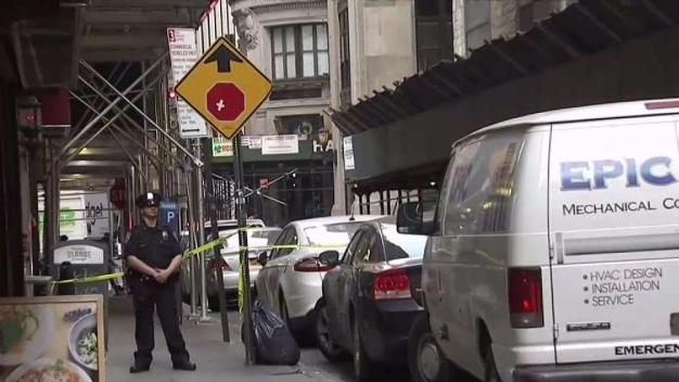 Gunfire Breaks Out During Wall Street Road Rage Fight