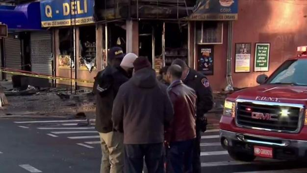 Deadly Harlem Fire Destroys Family's Home and Business
