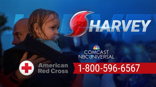 Comcast NBCUniversal Pledges More Than $1M to Harvey Relief