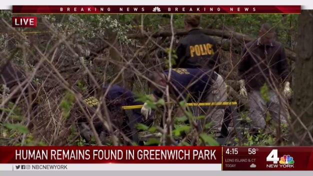 Human Remains Found in Greenwich Park