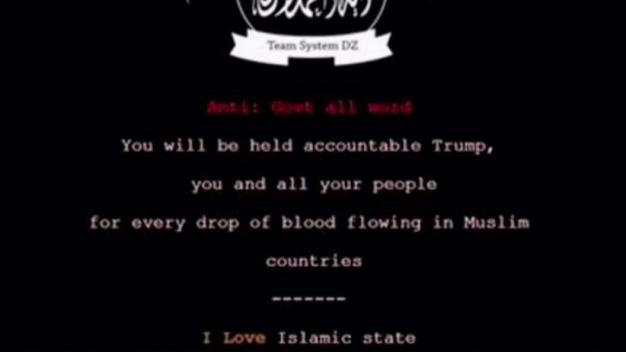ISIS Supporters Hack Website of Long Island Town