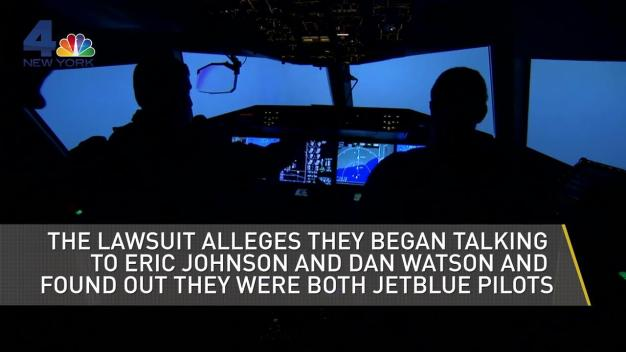 JetBlue Pilot Gave 2 Crew Members Drug-Laced Beer, Raped Them in Hotel, Lawsuit Alleges