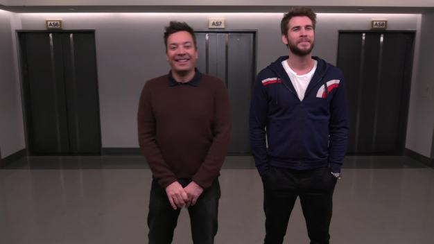 Fallon, Hemsworth, Mistake Each Other for Other Celebs