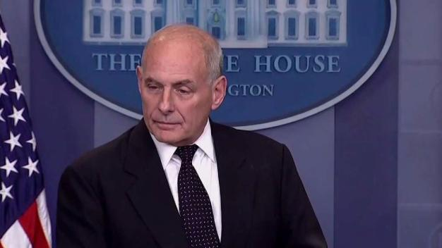 Kelly Weighs in on Trump's Fallen Soldier Call
