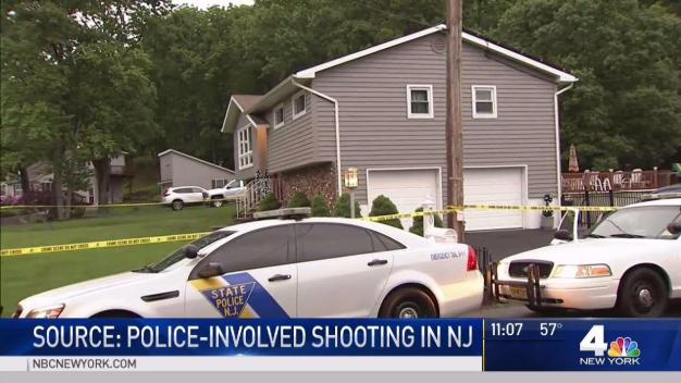 Man Shot by Trooper in New Jersey Home