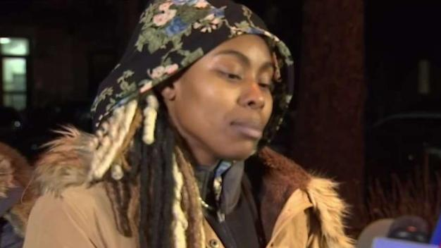 Mom Seen in Cop Baby Grab Video Returns Home From Rikers