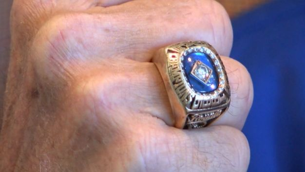 Long Lost World Series Ring Found