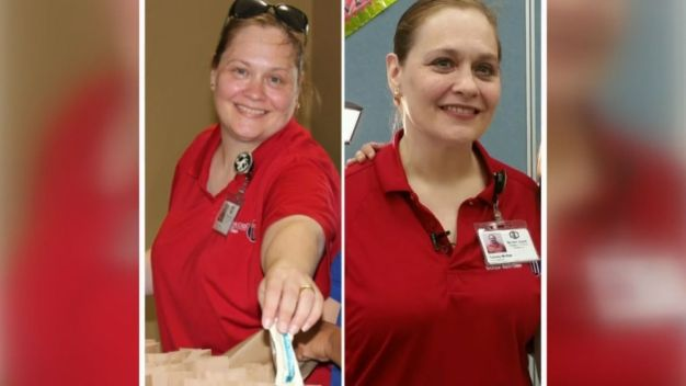 Lunch Lady Loses 100 Pounds on Cafeteria Diet