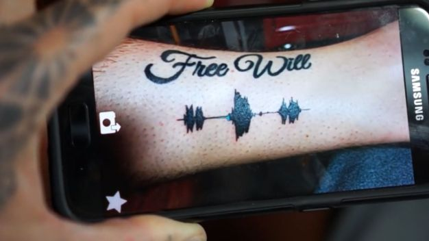 Talking Tattoos Bring a New Twist on Body Ink